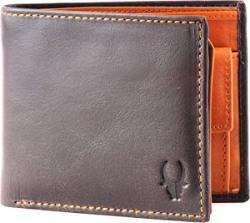 WildHorn WHGW23 Brown mens wallet
