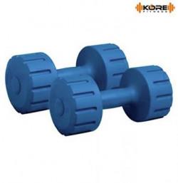 Kore K-DM-PVC-2KG-COMBO16 Dumbbells Kit