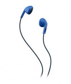 Skullcandy Rail S2lez-j569 In Ear Wired Earphones Without Mic Blue