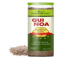 Nourish Vitals Roasted Quinoa (Superior Quality) - 250 gm
