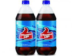 Thums Up Fridge Pack 1.25l (Pack of 2)