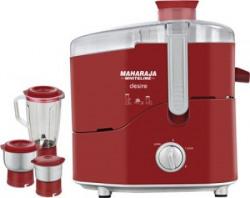 Maharaja Whiteline JX-210 550 W Juicer Mixer Grinder