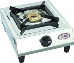 Prestige Prithvi Stainless Steel Manual Gas Stove