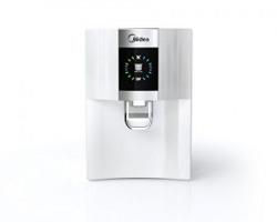 Midea MWPRU080AL7 8-Litre RO + UV Water Purifier (White)