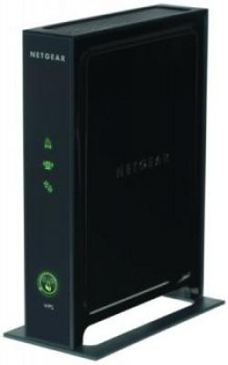 Netgear WN2000RPT-100PES Wireless-N Wifi Repeater (Black)