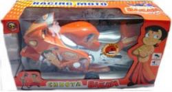 Wishkey Chhota Bheem Racing Motorbike