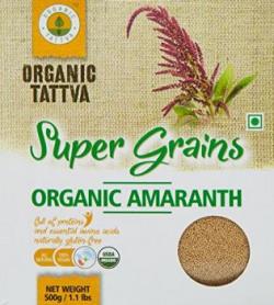 Organic Tattva Amaranth Seeds, 500g