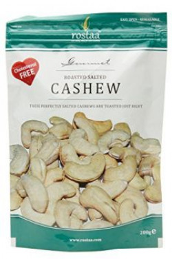 Rostaa Roasted Salted Cashew, 200g
