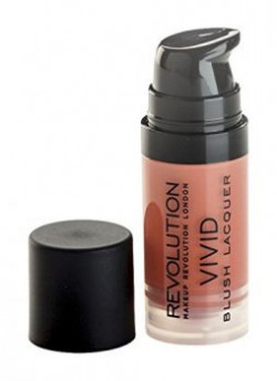 Make Up Revolution London Lacquer Heat Vivid Blush, 15ml