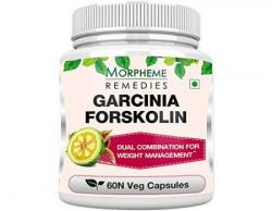 Morpheme Remedies Garcinia Forskolin 500mg Extract - 60 VegCaps