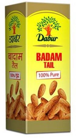 Dabur Badam Tail - 25 ml