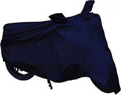 Enew ENEWBAJAJ Bike Body Cover for Bajaj (Black)