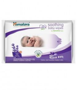 Himalaya Soothing Baby Wipes 72