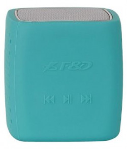 F&d W4 Bluetooth Speaker - Green