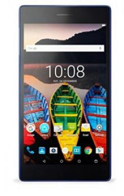 Lenovo Tab 3 730X Tablet (7 inch, 16GB, WiFi + 4G + Voice Calling), Black Blue