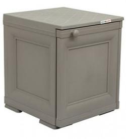 Cello Infiniti Mini 1 Storage Cabinet Plain (Grey)