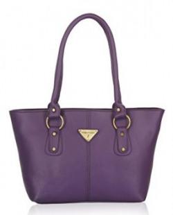 Fantosy Women's handbag (Purple, FNB-483)