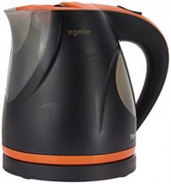 Pigeon Egnite EG12051 1.2-Litre Electric Kettle (Black/Orange)