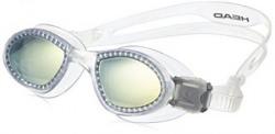 Head Superflex Mirrored Swim Goggle (Clear/Smoke)