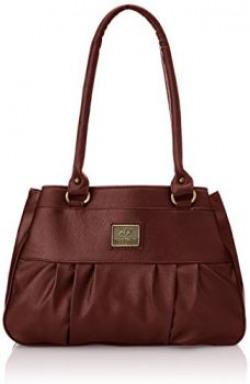Fostelo Women's Handbag Maroon (FSB-403)