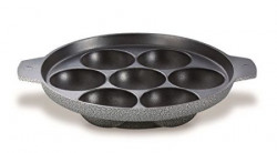 Prestige Select Plus 7 Pit Aluminium Paniyarkal, 160mm, Multicolour