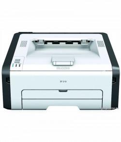 Ricoh SP 210 Black and White Laser Printer