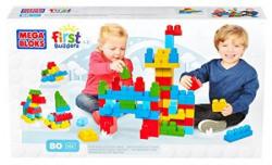 Mega Builders Fun Endless Building, Multi Color
