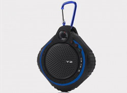 AXXIS Bluetooth Portable Speaker Y2 (Blue)