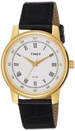 Timex Analog White Dial Men's Watch - TW00ZR122