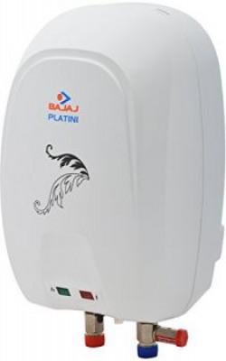 Bajaj 3 Liter 3000-Watt Instant Water Heater (White)