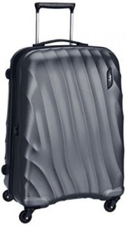 Skybags Milford Polycarbonate 55 cms Graphite Hardsided Carry-On (MILFO55TMGP)