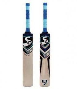 SG 350 Seirra English Willow Cricket Bat (Color May Vary)