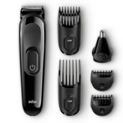 Braun MGK-3020 Multi Grooming Kit 6-in-one face and head Trimmer For Men