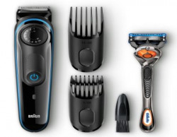 Braun BT3040 Beard Trimmer- BT3040 Trimmer For Men