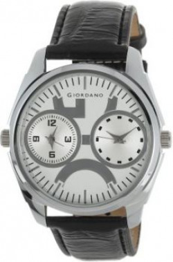 Giordano 60060 DTL Analog Watch - For Men
