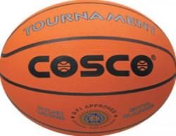 Cosco Tournament Basket Ball (Orange),Size 7