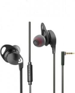 Envent Beatz 302 Black With Mic Wired Headphones