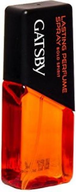 Gatsby Lasting Perfume Spray Bold Spirit, 125ml