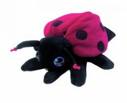 Hape Hand Glove Puppet Ladybird, Multi Color