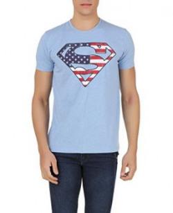 Superman Men's T-Shirt at 50% OFF