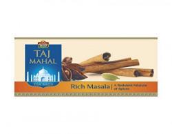 Taj Mahal Rich Masala Tea Bags, 25 Pieces