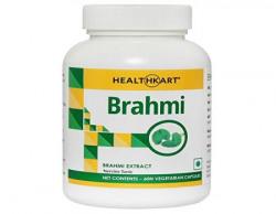 HealthKart Brahmi Extract 500mg (with Saponins)-60 capsules