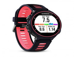 Garmin Forerunner 735XT Multisport Watch (Purple/Sharp Coral)