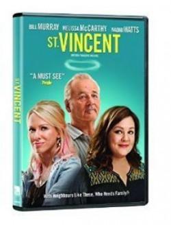 St. Vincent Dvd