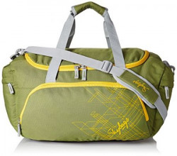 Skybags Sparks Others 59 centimeters Travel Duffle (DFSPI55GRN)