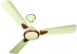 Havells Fusion 2 1200mm Matte Finish Ceiling Fan (Pearl Ivory and Brown)