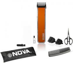 Nova NHT-1055 Pro Skin Advanced Friendly Precision Trimmer (Orange)