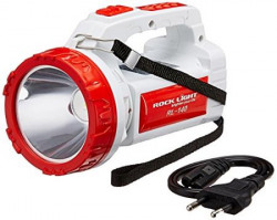 Rock Light RL-140 5-Watt Rechargeable LED Torch (Color May Vary)