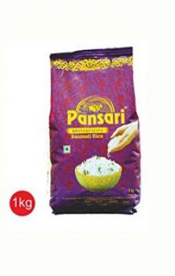 Pansari Khana Khazana Basmati Rice, 1kg