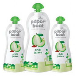 Paperboat Chilli Guava, 250ml (Pack of 3)